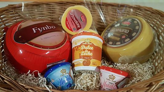 Hay ganadora del sorteo de lácteos por el Día de la Madre