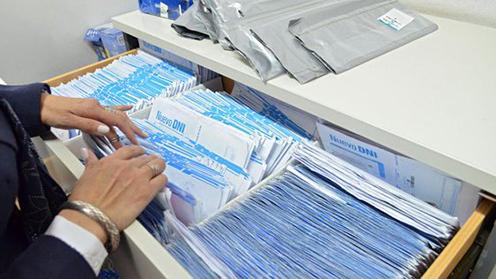 Hay 720 DNI esperando ser retirados en el Registro Civil