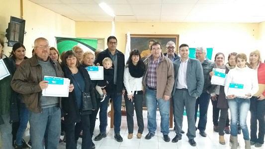 13 familias tienen microcréditos del Banco de la Gente