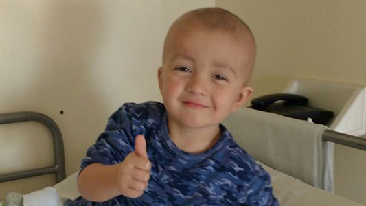 Falleció Lautaro mientras esperaba un trasplante de médula