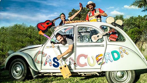 La ciudad es sede del Encuentro de la Canción Infantil Latinoamericana