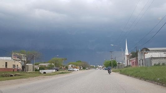Alerta meteorológica por tormentas fuertes