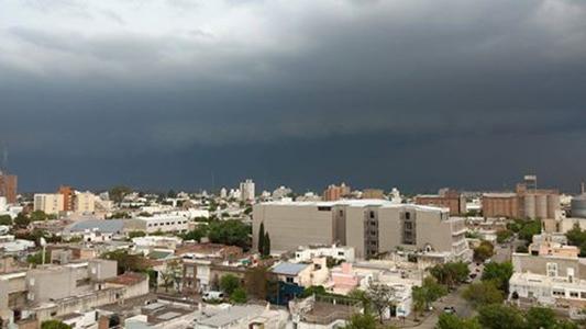 Ceso el alerta meteorológica por tormentas fuertes