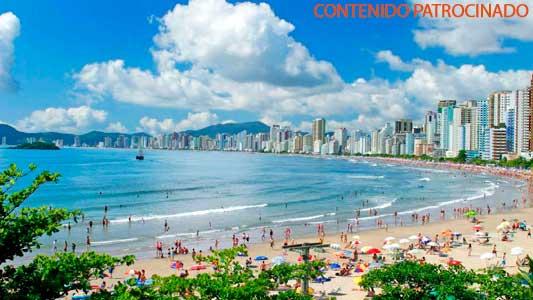 Playas en 7 lugares del continente para ir en las próximas vacaciones