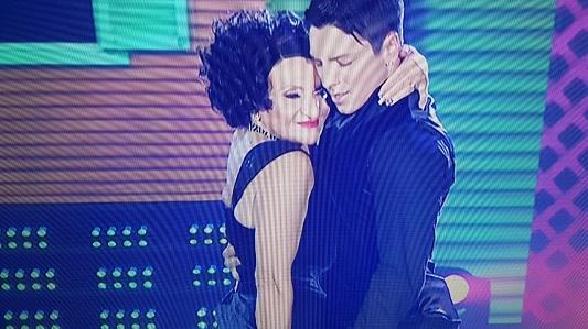 Duelo de tango para Consuelo Peppino en busca de la salvación