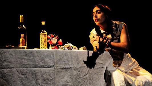 Llega a Villa María una obra de teatro sobre Frida Khalo
