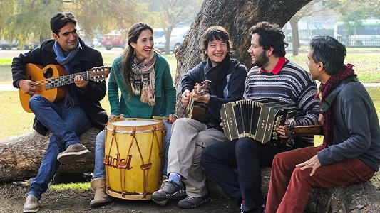 El folklore llega de la mano de Guadal a la Usina Cultural