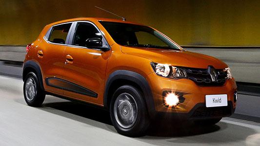 Presentan en Villa María el nuevo modelo de Renault KWID