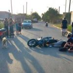 chocque-accidente-moto-las-playas