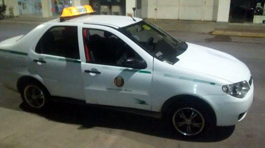 Taxista hizo de ambulancia de la joven con la que chocó de madrugada