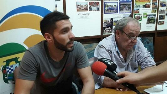 conferencia prensa deporte villa nueva