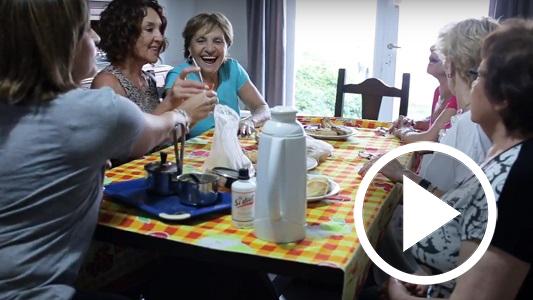 Consuelo va por más: mirá el videoclip con toda su familia