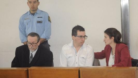 Su hijo tiene prisión perpetua y ella asegura que es inocente