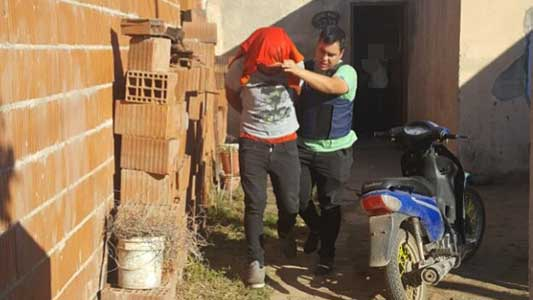 Detuvieron a tres jóvenes por ser parte de un delito a mano armada