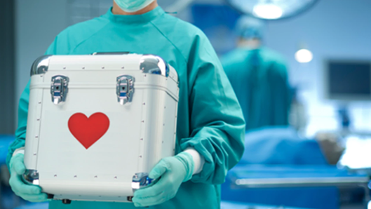 7000 personas esperan en este momento un trasplante para salvar su vida