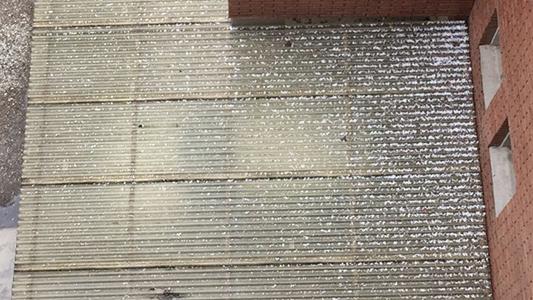 granizo piedra tormenta barrio centro 2