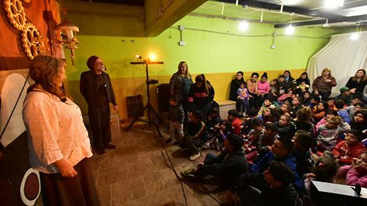 3 días de marionetas en los barrios: dónde y cuándo son las funciones
