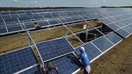 Epec construirá un gran parque de energía solar en Arroyo Cabral