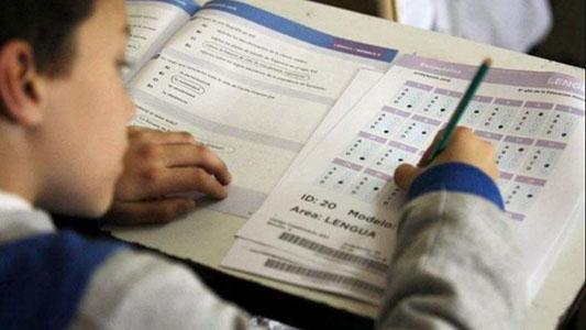 Cómo será la prueba Aprender en primarias y secundarias