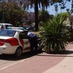 robo policia