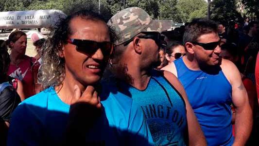 """200 """"espartanos"""" en carrera para lanzar la temporada en Villa Nueva"""