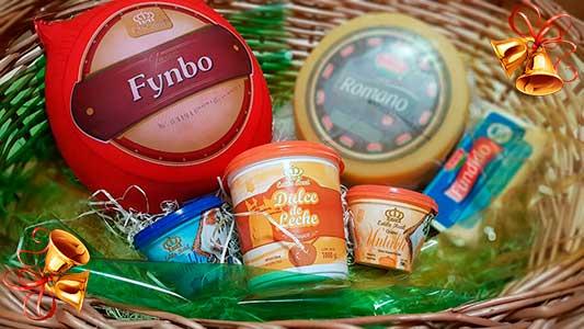 Hay ganador en el Sorteo de Navidad por la canasta de quesos de Arroyo Cabral