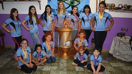 Academia local trajo casi 30 premios de certamen interamericano