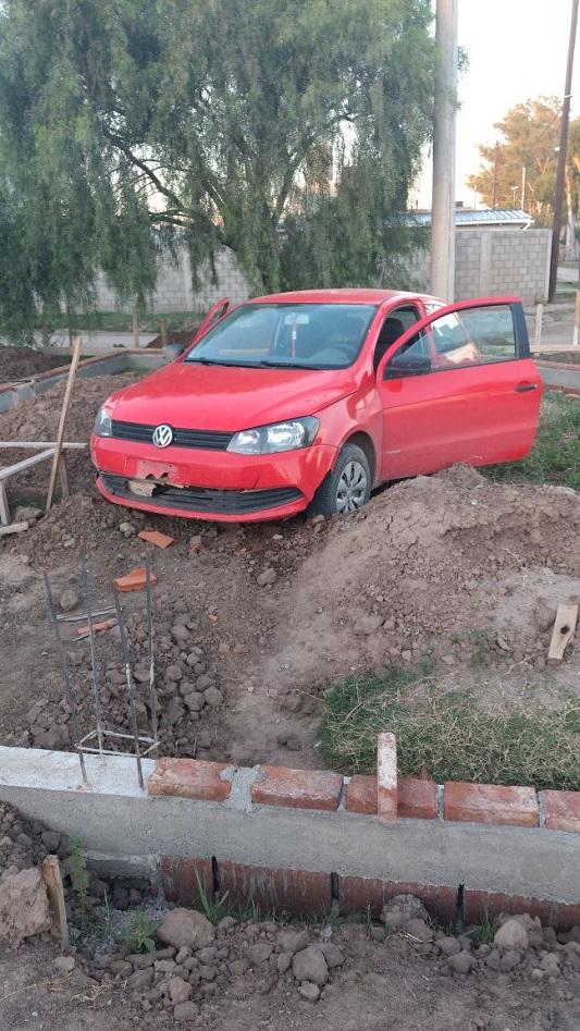 auto robado 1
