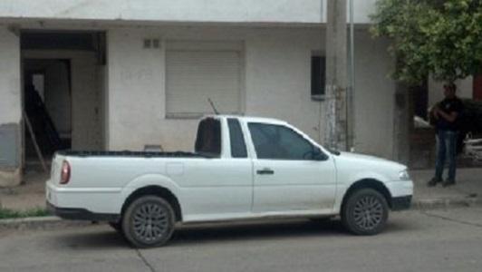 camioneta saveiro secuestrada mujer desaparecida