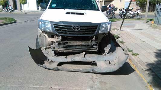 Gente de la región involucrada en choques con mujeres heridas: una grave