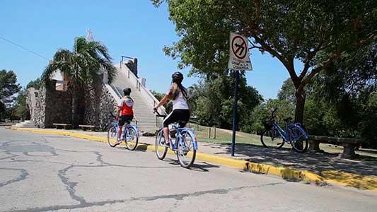 Semana Santa en la ciudad: en bici por espacios con relevancia religiosa- cultural