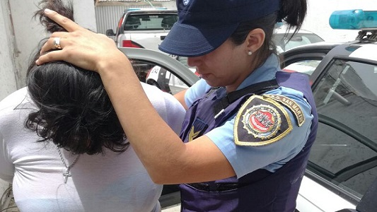 2 mujeres detenidas por ocasionar amenazas y disturbios en la cárcel