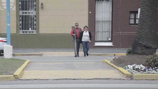5 videos hechos en la ciudad sobre discapacidad visual