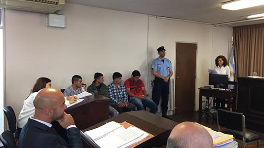 Quedaron detenidos los acusados de matar a Lautaro de un ladrillazo