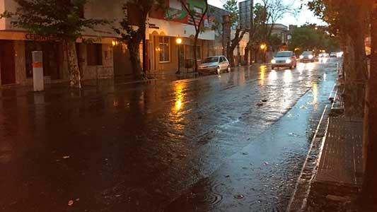 El noviembre más lluvioso de los últimos 60 años en Villa María