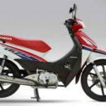 moto Honda robada Bogaert