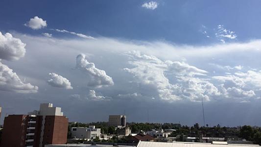 nubes alerta tormenta