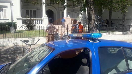 operativo policial explosivo