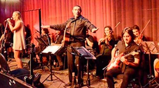 FM Top de Pozo del Molle despide el año a toda orquesta