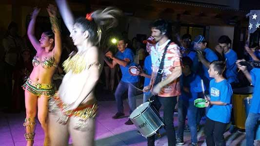 Villa Nueva vive el carnaval: 3 noches con comparsas de los barrios y la región