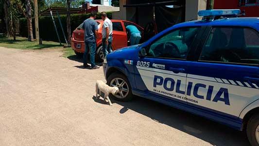 Raro episodio con un auto denunciado como robado: lo tenía una mujer en Villa Nueva