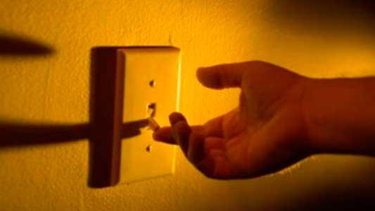 Otro fin de semana con cortes de luz en algunos barrios