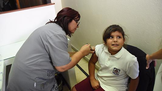 El 95% de los chicos que entraron a primaria fueron vacunados