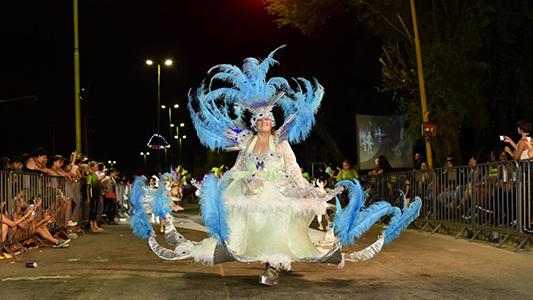 4 Carnavales Villa Nueva 2018