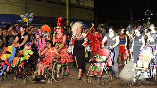 5 Carnavales Villa Nueva 2018