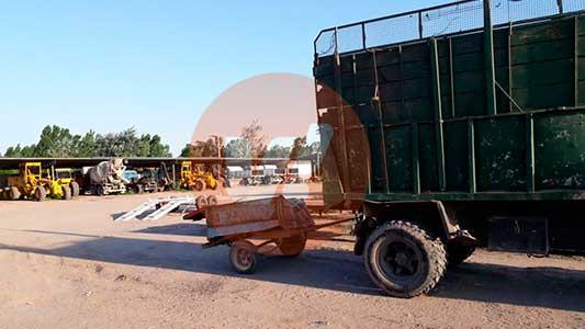 Puente Andino: El mal estado del camión y el carro que impactó contra un colectivo