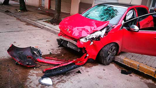 Imputaron por homicidio agravado a conductora de choque fatal