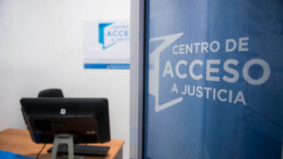 El Centro de Acceso a la Justicia atenderá en Villa Nueva