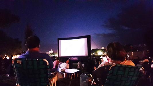 Cine bajo las estrellas: qué podes ver (y escuchar) en el ciclo