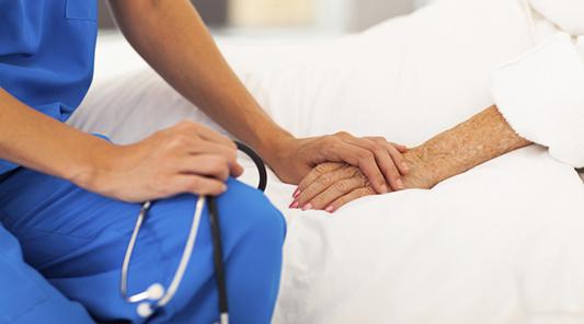 El municipio acompañó en el año a 100 enfermos terminales